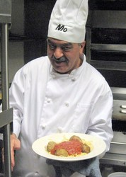 Owner/Chef Mo Moslem